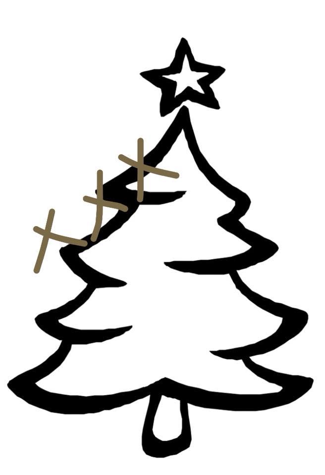Onze kerstwens voor jullie  is eenvoudig en klein. Probeer gelukkig te leven en …