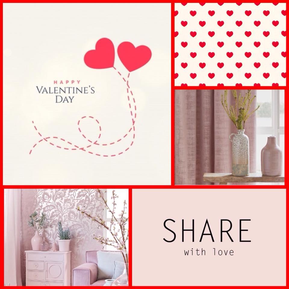 Heartwood de kleur van 2018! Rood de kleur van de liefde  Fijne Valentijn!