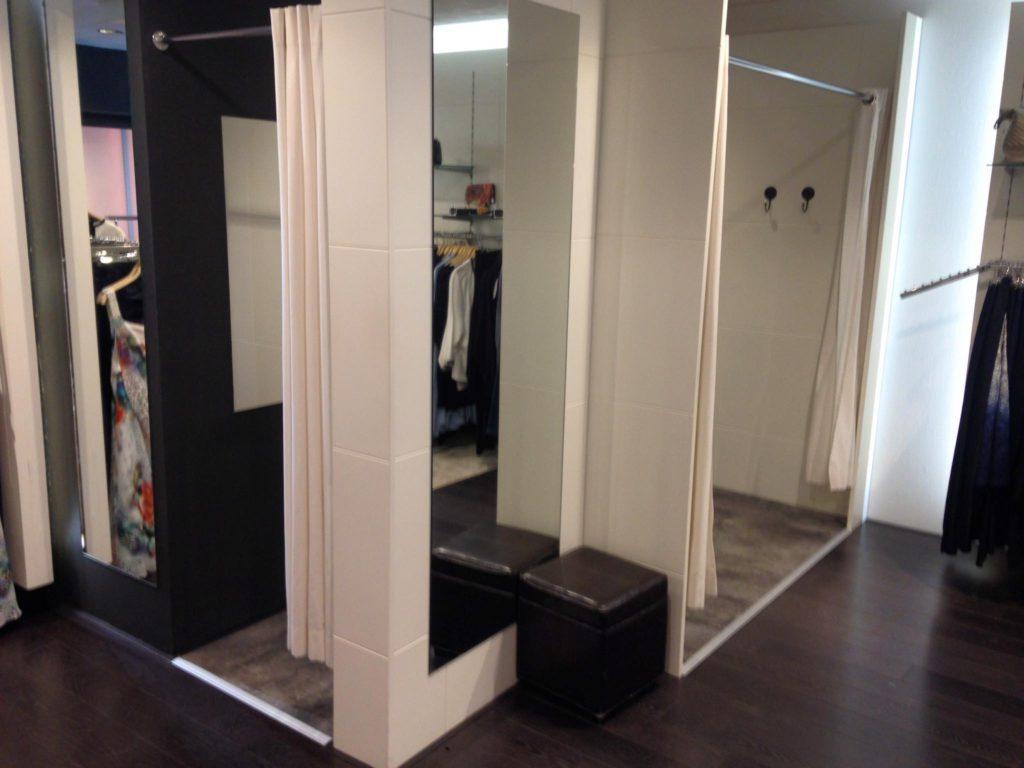Diva Mode Borne grote maten dameskleding heeft weer nieuwe paskamers. Vandaag ro…