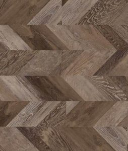 Gerflor Creation 55 0810 Chevron Moka